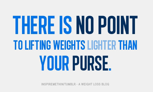 Weights quote #2