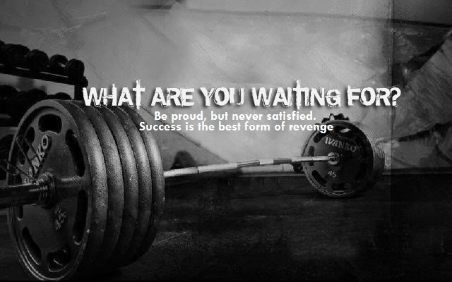 Weights quote #1