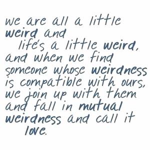 Weird quote #7