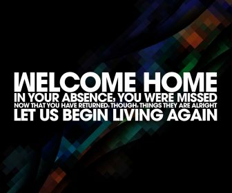 Welcome quote #4