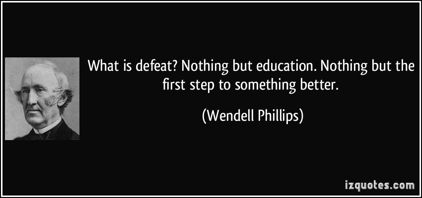 Wendell Phillips's quote #6