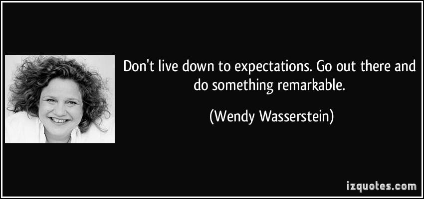 Wendy Wasserstein's quote #2