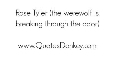 Werewolf quote #1