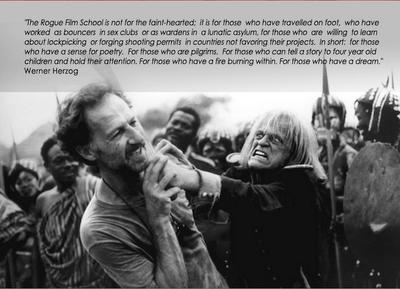 Werner Herzog's quote