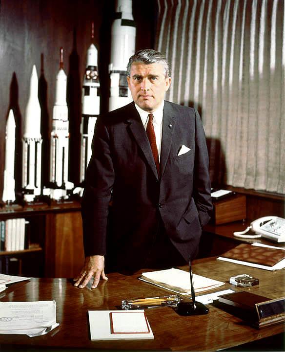 Wernher von Braun's quote #3