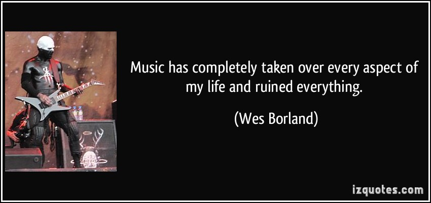 Wes Borland's quote #8