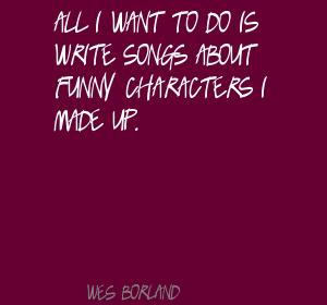 Wes Borland's quote #3