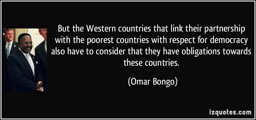 Western Countries quote #2