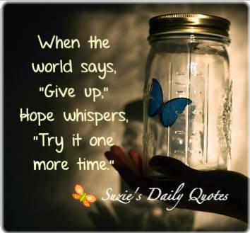 Whisper quote #2