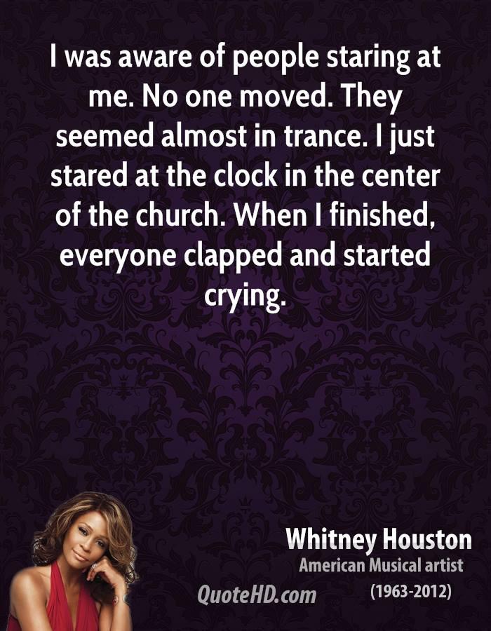 Whitney Houston's quote #3