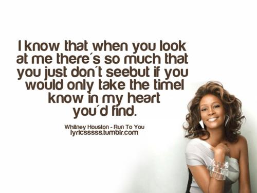 Whitney Houston's quote #5