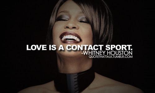Whitney Houston's quote #8