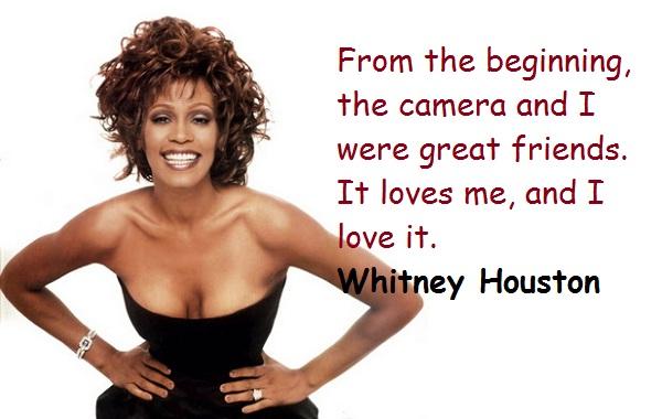 Whitney Houston's quote #2