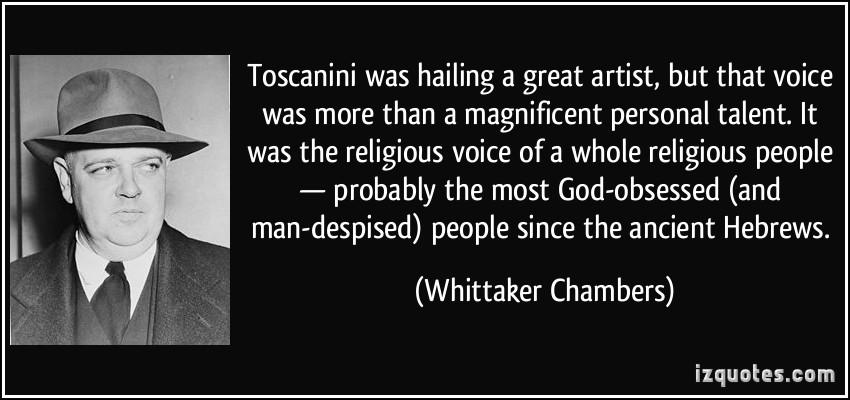 Whittaker Chambers's quote #2