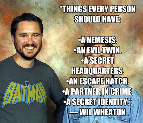 Wil Wheaton's quote #3