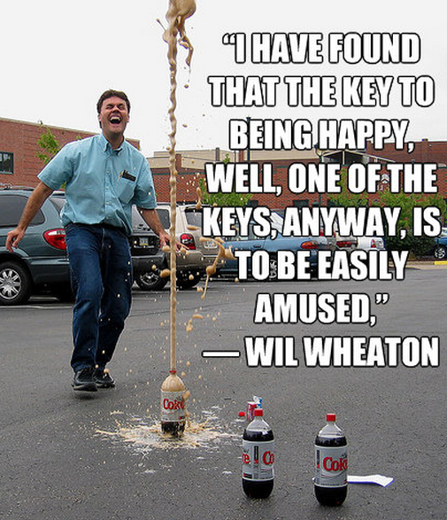 Wil Wheaton's quote #6