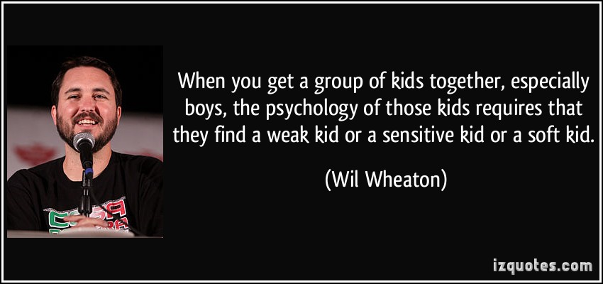 Wil Wheaton's quote #7