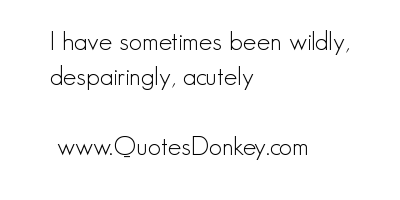 Wildly quote #1