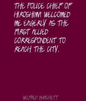 Wilfred Burchett's quote #7