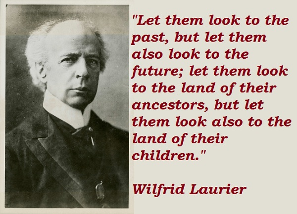 Wilfrid Laurier's quote #5