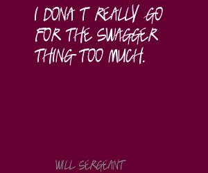 Will Sergeant's quote #2