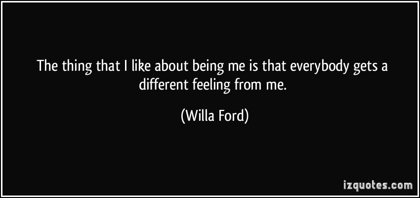 Willa Ford's quote #2