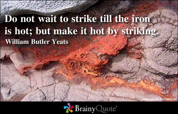 William Butler Yeats's quote #1