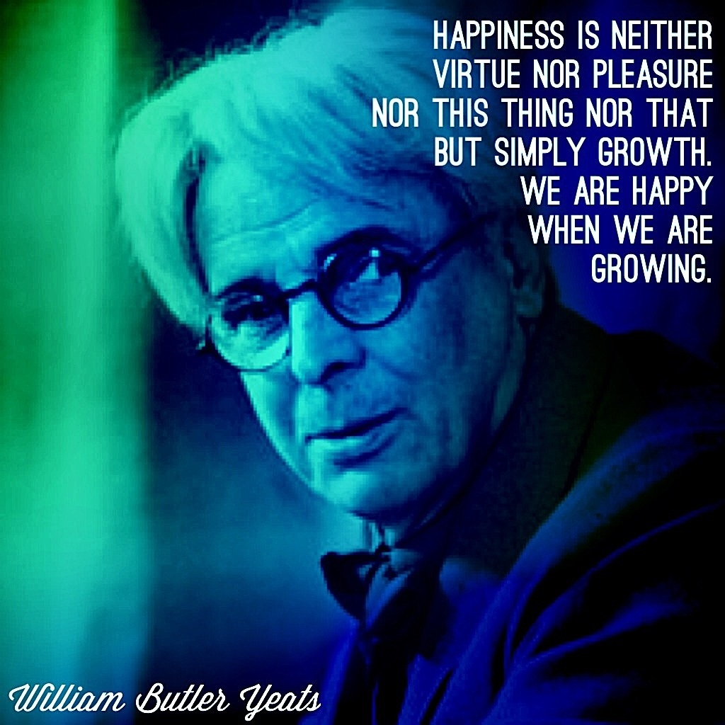 William Butler Yeats's quote #7