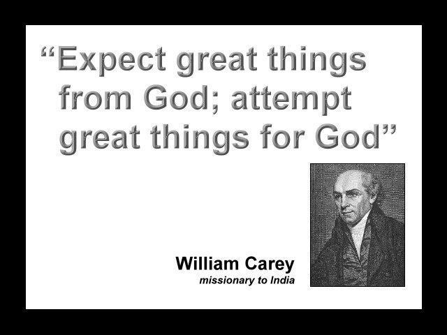 William Carey's quote #1