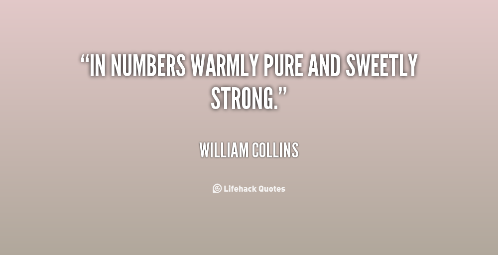 William Collins's quote #1