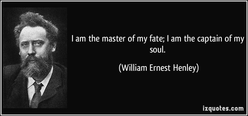 William Ernest Henley's quote #7