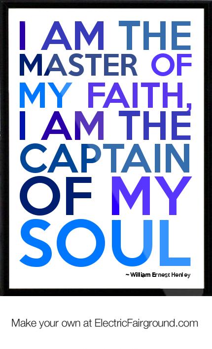 William Ernest Henley's quote #6