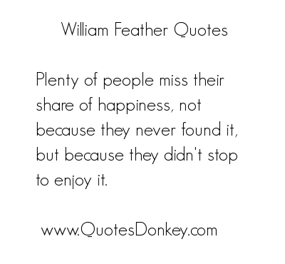 William Feather's quote #5
