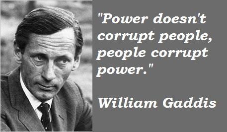 William Gaddis's quote #4
