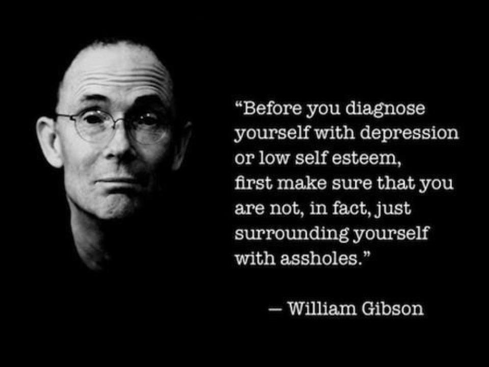 William Gibson's quote #4
