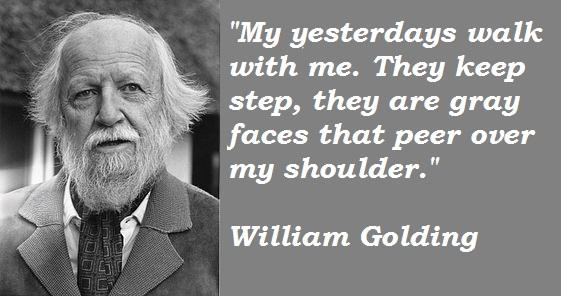 William Golding's quote #5