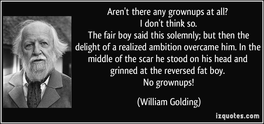 William Golding's quote #6