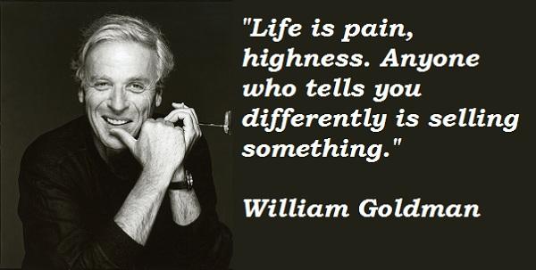 William Goldman's quote #2