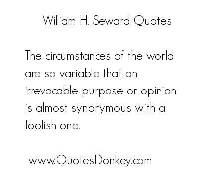 William H. Seward's quote #2