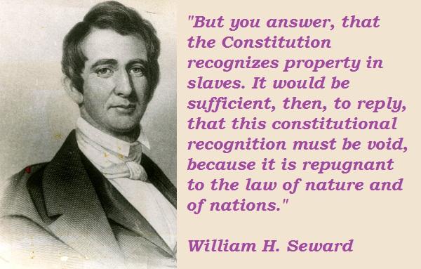 William H. Seward's quote #3