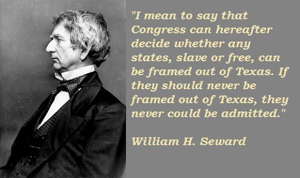 William H. Seward's quote #4