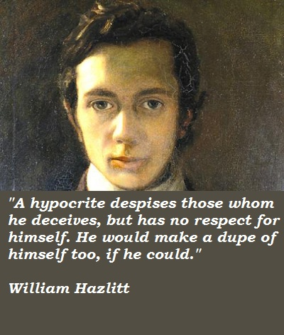 william hazlitt biography