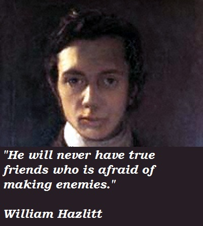 William Hazlitt's quote #2