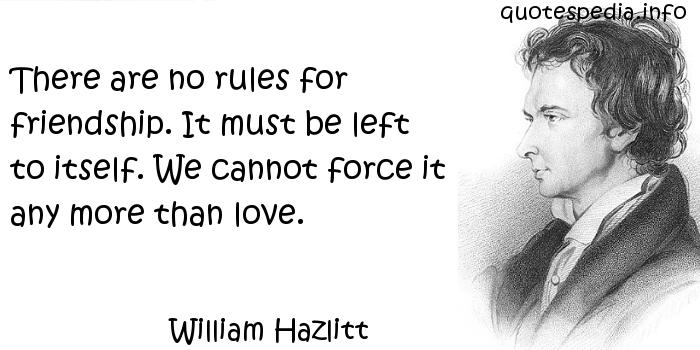 William Hazlitt's quote #4