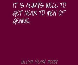 William Henry Moody's quote #2