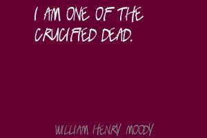 William Henry Moody's quote #1