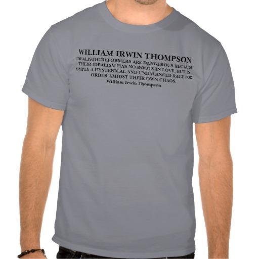 William Irwin Thompson's quote #5