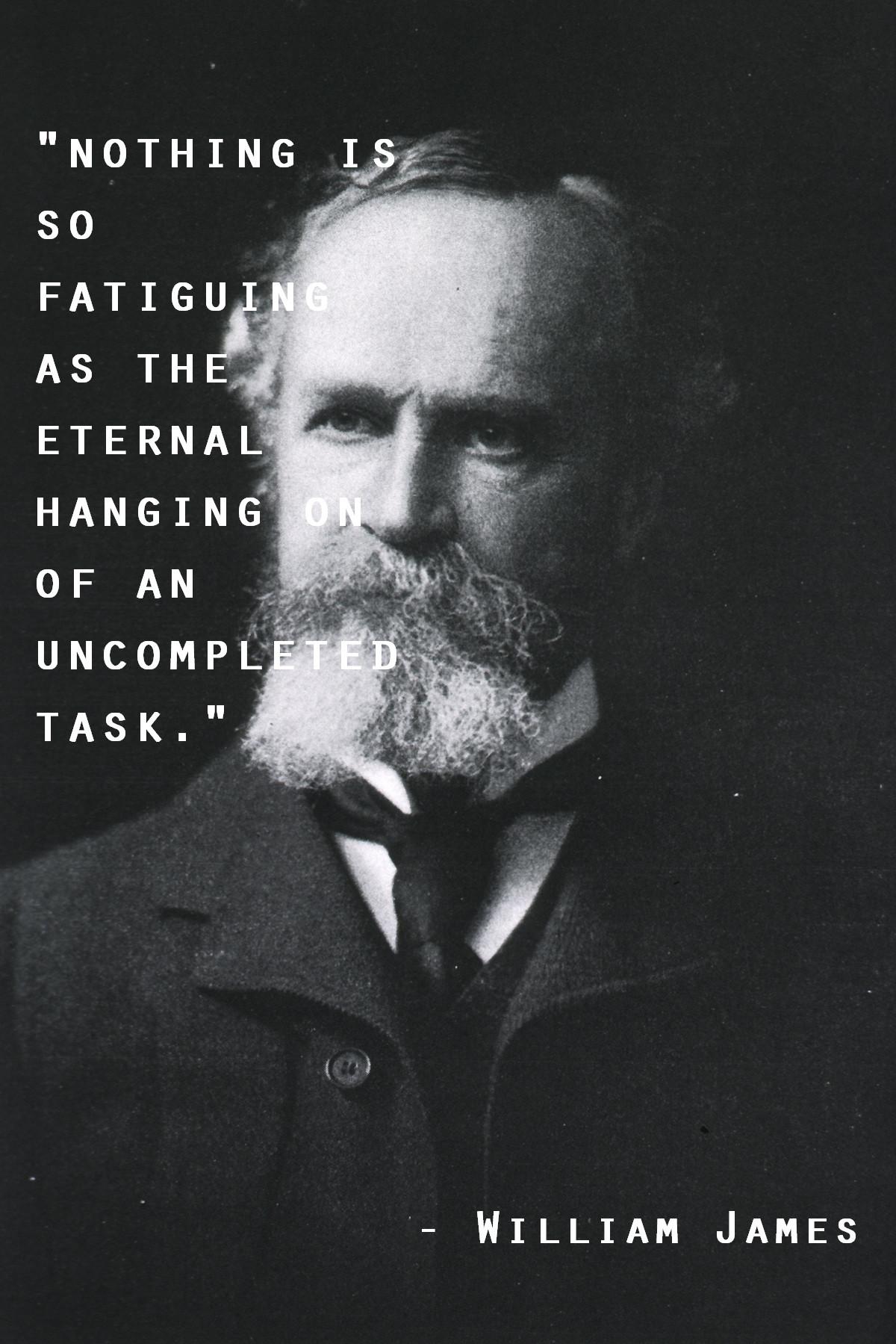William James's quote #6