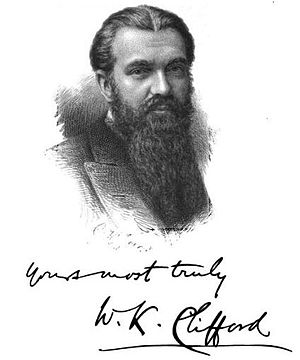 William Kingdon Clifford's quote #4