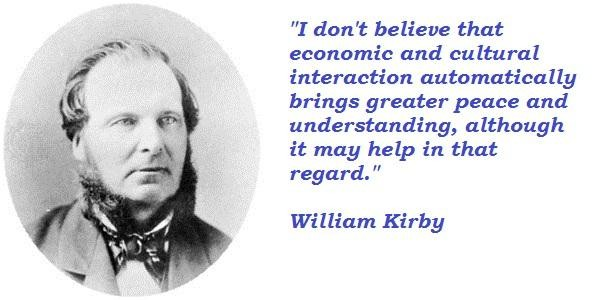 William Kirby's quote #8